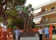 Tortoreto: inaugurazione del monumento al donatore