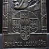 Lapide bronzea per un caduto della Legione Cecoslovacca seppellito a Giulianova