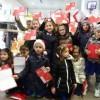 """Gli alunni della """"San Berardo"""" spediscono le lettere a Babbo Natale dall'ufficio di via Pannella"""