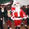 Castelnuovo: grande successo per il Babbo Natale delle Guardie Ambientali d'Italia