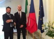 De Berardinis e Barcaroli invitati a al 25° anniversario della nascita della Repubblica Slovacca