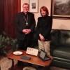 Teramo: il Vescovo in visita alla Prefettura
