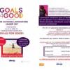 Sbarca a Roseto Goals for good iniziativa dedicata ai giovani lavoratori
