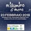 """Pineto aderisce a """"M'illumino Di Meno 2018"""""""
