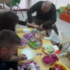 """Castelnuovo: i bimbi del nido """"Il caffè dei piccoli artisti"""" sorprendono le loro mamme"""
