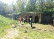 Roseto. Volontari da tutto il mondo per pulire la riserva del Borsacchio