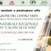 Atri: inaugurazione del nuovo Centro Visite dell'Oasi WWF Calanchi