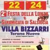 Torano Nuovo dal 22 al 24 giugno: festa della lonza e della sframicata di salsiccia