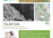 """Atri: presso l'Oasi Naturale dei Calanchi di Atri l'evento la """"Via del Sale"""""""