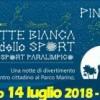Pineto: sabato 14 la Notte Bianca dello Sport e dello Sport Paralimpico