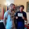 Giulianova: encomio a Claudio Zaccagnini, l'ex calciatore che praticò il massaggio cardiaco al ragazzino folgorato il 7 luglio