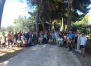 """Oltre 200 visitatori alla grande escursione """"Dalle antiche cantine alla riserva Borsacchio"""""""