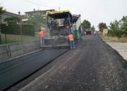 Mosciano: in corso i lavori sulla provinciale 10 di Villa Maggi