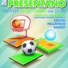 Pineto: presentazione delle squadre di Calcio, Volley e Basket
