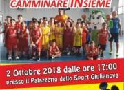 """Il progetto della Federazione Italiana Pallacanestro """"Camminare Insieme"""" approda al Palacastrum di Giulianova"""