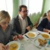 San Nicolò: l'amministrazione comunale visita a sorpresa la Scuola dell'Infanzia Serroni