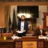 Provincia: Di Bonaventura presta giuramento nel primo Consiglio da Presidente