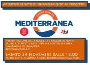Giulianova: raccolta fondi per il Progetto Mediterranea Saving Humans