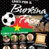"""Basciano: il 30 novembre """"Uniti per il Burkina Faso"""" cena di solidarietà con i campioni della Juventus"""
