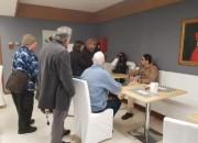 Teramo: il sindaco incontra gli sfollati alloggiati all'hotel Abruzzi