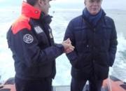 L'assessore Pepe torna in mare con la Guardia Costiera di Giulianova