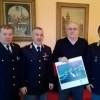 Giulianova: ricevuti in Comune i vertici della Polizia di Stato