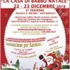 """Notaresco: le Guardie Ambientali. annunciano la seconda edizione de """"La Casa di Babbo Natale """""""
