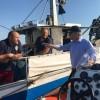 Pepe conferma l'arrivo delle risorse per i primi interventi presso il Porto di Giulianova