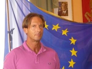 Mastromauro bandiera europea